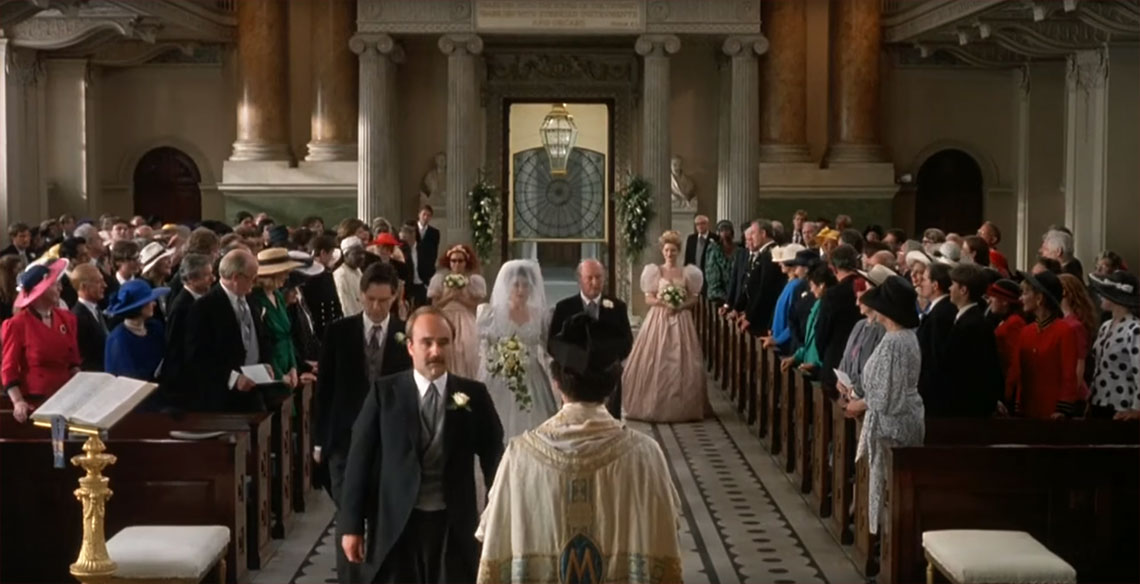 8 Four Weddings And A Funeral