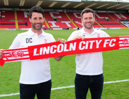 Lincoln City FA Cup success driven by two Greenwich graduates