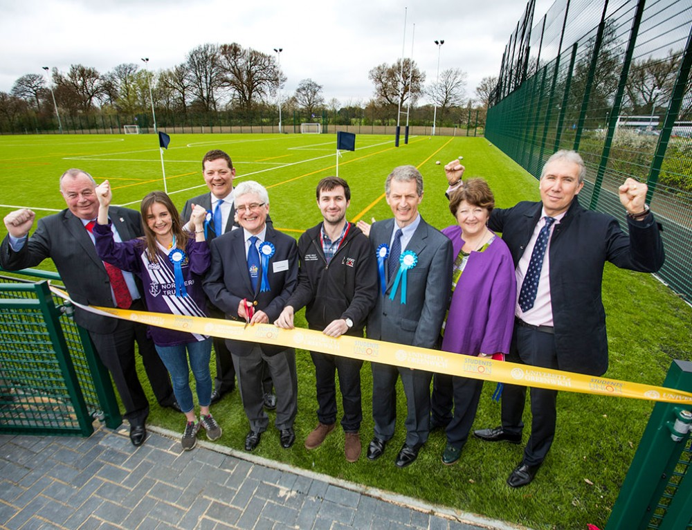 Varsity contests launch Greenwich's super sports pitches