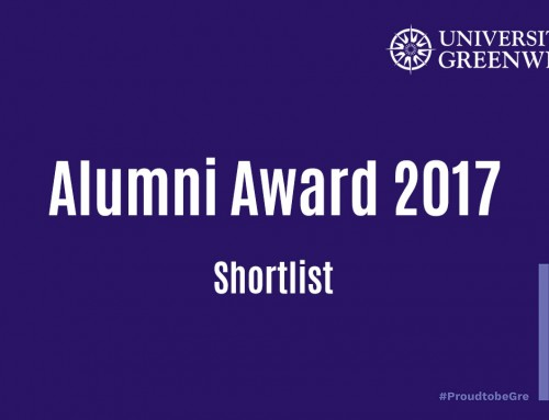 2017 Alumni Award goes global
