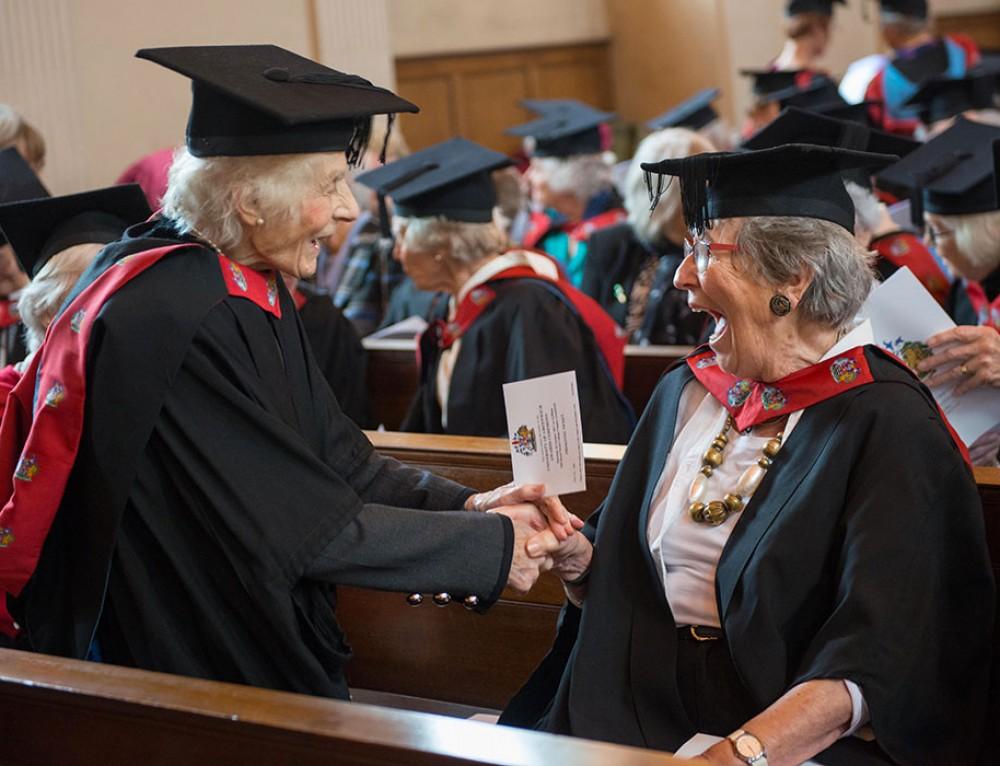 The Spirit of Dartford: Greenwich honours decades of alumni achievement in education