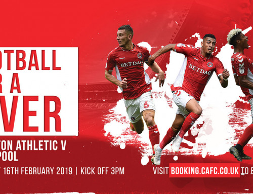 Football for a Fiver at Charlton Athletic FC