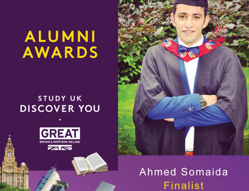 Greenwich graduate nominated for British Council alumni award