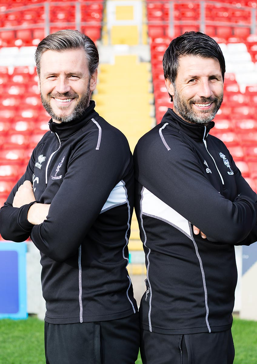 Danny & Nicky Cowley