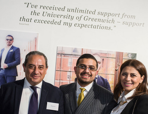 Launch of Greenwich Portraits 2019