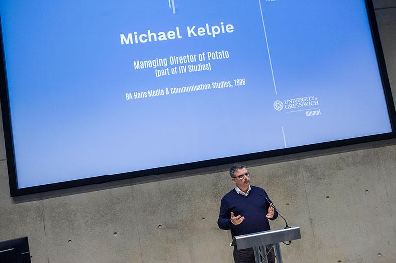 Michael Kelpie