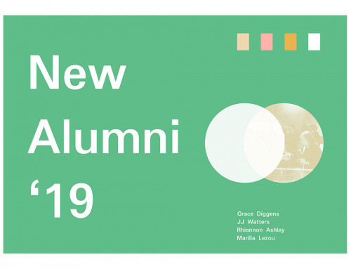 New Alumni '19 exhibition