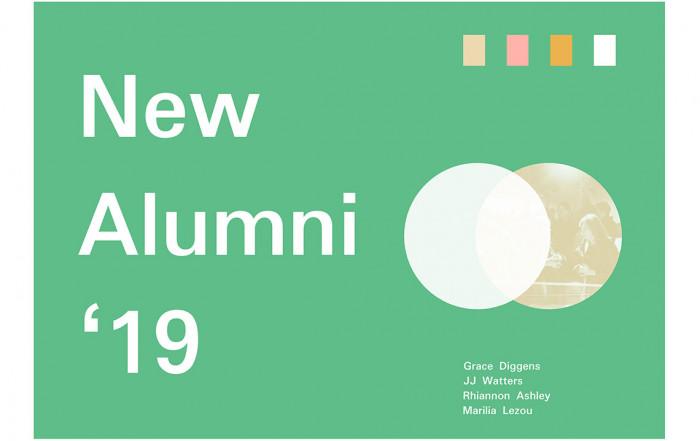 New Alumni '19