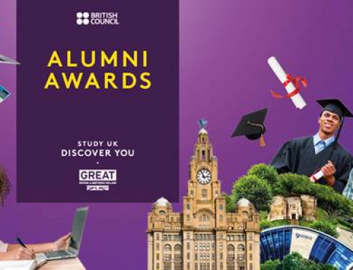 Join fellow outstanding international alumni and apply for the British Council's Alumni Awards